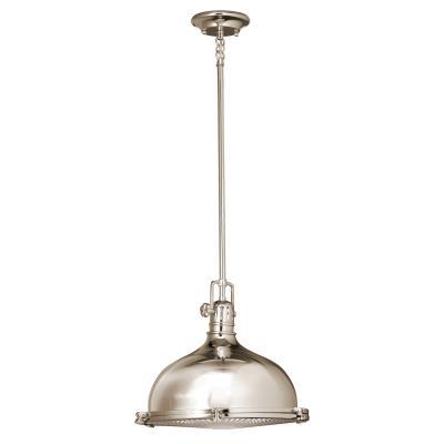 ... Kichler - 2666PN - One Light Pendant - Polished Nickel  sc 1 st  Wolfers Lighting & Wolfers Lighting azcodes.com
