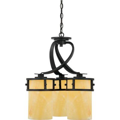 Quoizel Kyle Three Light Chandelier