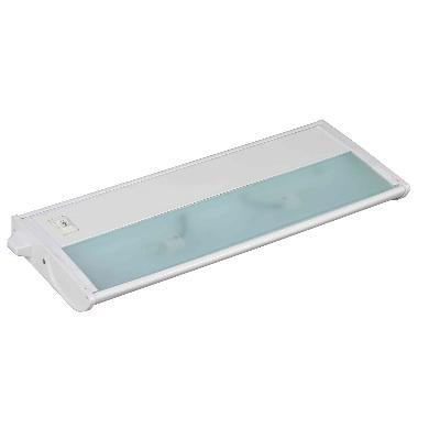 Maxim   87861WT   CounterMax MX X12   Two Light Under Cabinet   White