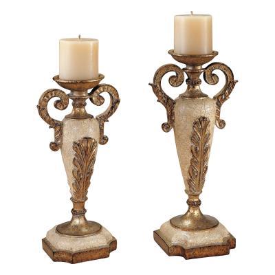 Minka Lavery 42305 0 Candle Holder Holders Golden Stone