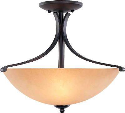 V0955-65 Volume Lighting Ceiling Fan Light Kit
