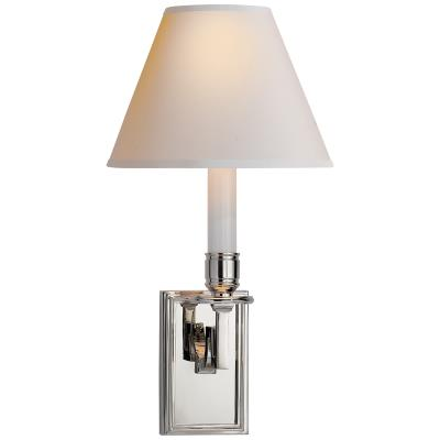 Visual Comfort Dean One Light Wall Sconce
