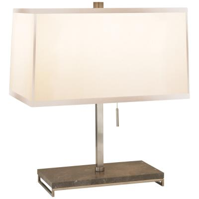 Visual Comfort Philosophy Two Light Desk Lamp