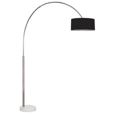 Sonneman Arc Shade One Light Floor Lamp