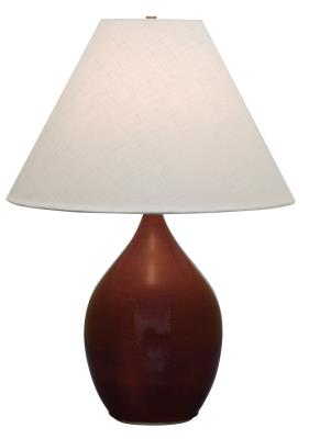 Awesome House Of Troy   GS400 CR   Scatchard   One Light Table Lamp   Copper