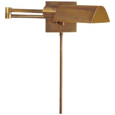 Visual Comfort VC CLASSIC One Light Swing Arm Wall Lamp