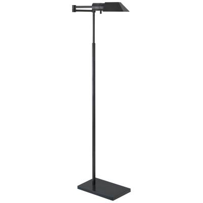 Visual Comfort VC CLASSIC One Light Swing Arm Floor Lamp