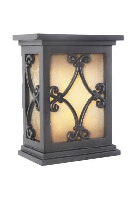 Craftmade   ICH1515 BK   Chimes   Hand Carved Scroll Lighted Chime   Black