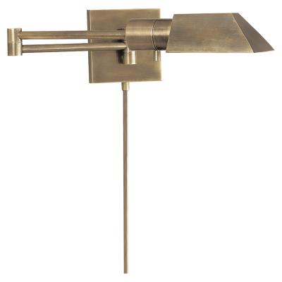 Vc Clic One Light Swing Arm Wall Lamp