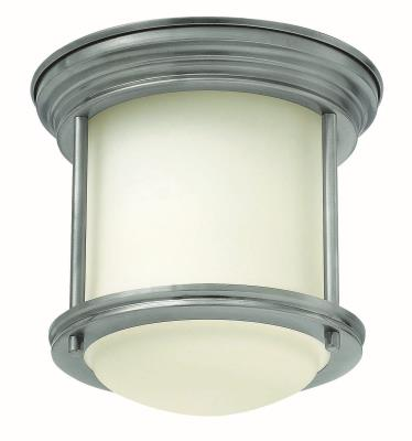 Hinkley hadley one light flush mount