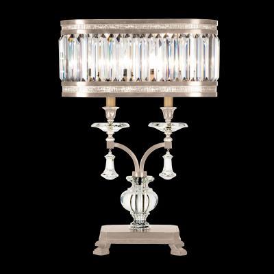 Fine Art Lamps   606010 2ST   Eaton Place   Two Light Table Lamp