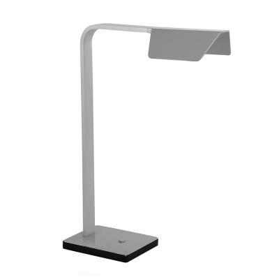 Modern forms fl 1550 tt dove floor lamp titanium