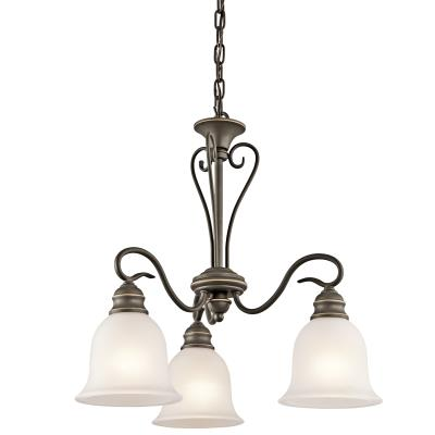 Bolton electrical supply kichler canada 42905ozl18 tanglewood led chandelier olde bronze aloadofball Image collections