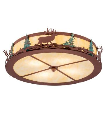 Elk Lighting 16052//2 Wall-sconces Brown 20W x 33H