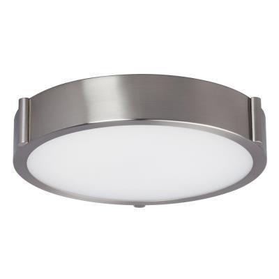 Galaxy lighting l622051bn led flush mount brushed nickel