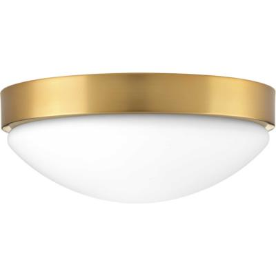 Trans Globe Lighting LED-13718 ROB Bowers Indoor Rubbed Oil Bronze Traditional Flushmount 13,