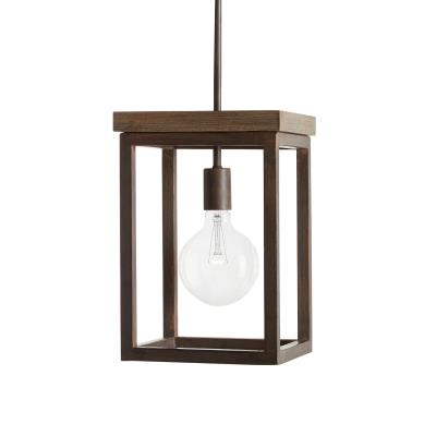 Capital lighting 329612ng one light pendant nordic grey