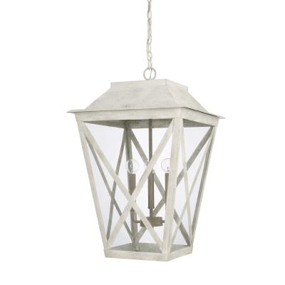 Capital lighting 529231sr three light foyer chandelier sand dollar