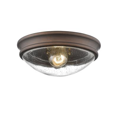 ... Millennium - 5226-RBZ - One Light Flushmount - Rubbed Bronze  sc 1 st  Magnolia Lighting & Magnolia Lighting