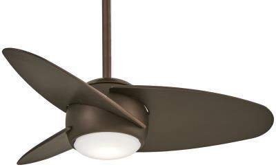 Minka Aire F410l Orb Slant 36 Ceiling Fan Oil