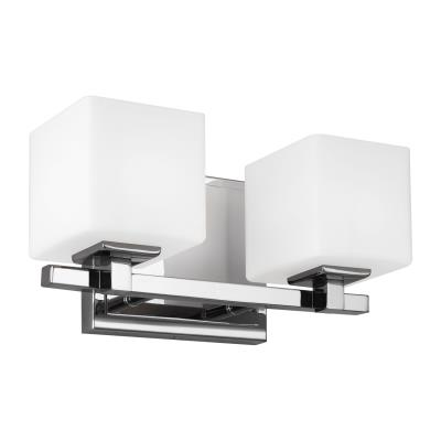 Murray Feiss Vs24322ch L1 Sutton Two Light Vanity Fixture Chrome
