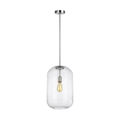 Murray Feiss   P1491PN   Arlon   One Light Pendant   Polished Nickel