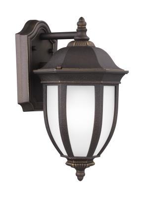Allied lighting seagull 8629301en3 71 galvyn one light outdoor wall lantern antique bronze aloadofball Images