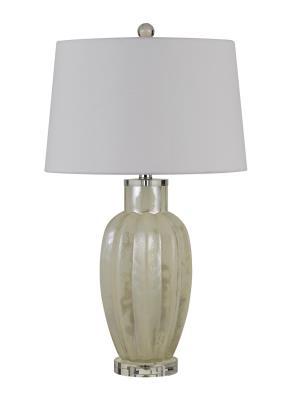 Cal Lighting BO-2443FL Two Light Floor Lamp
